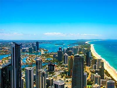 Gold Coast Hot Suburb