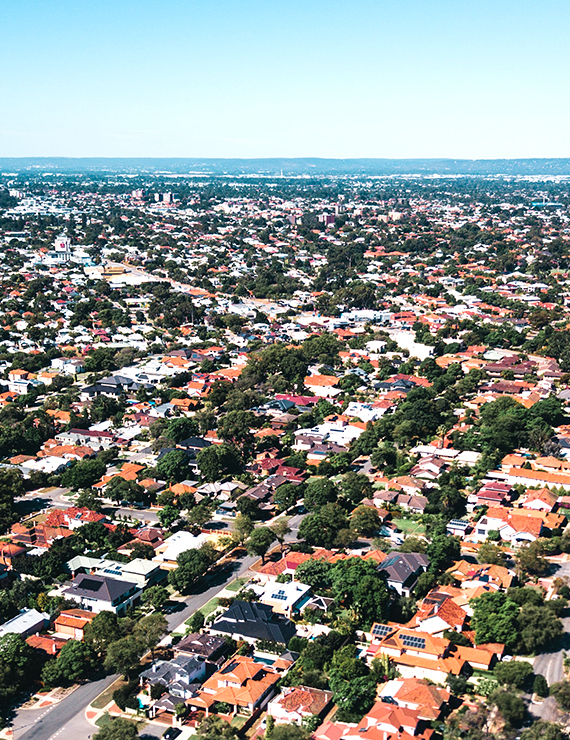 Brisbane Southside Suburbs overview