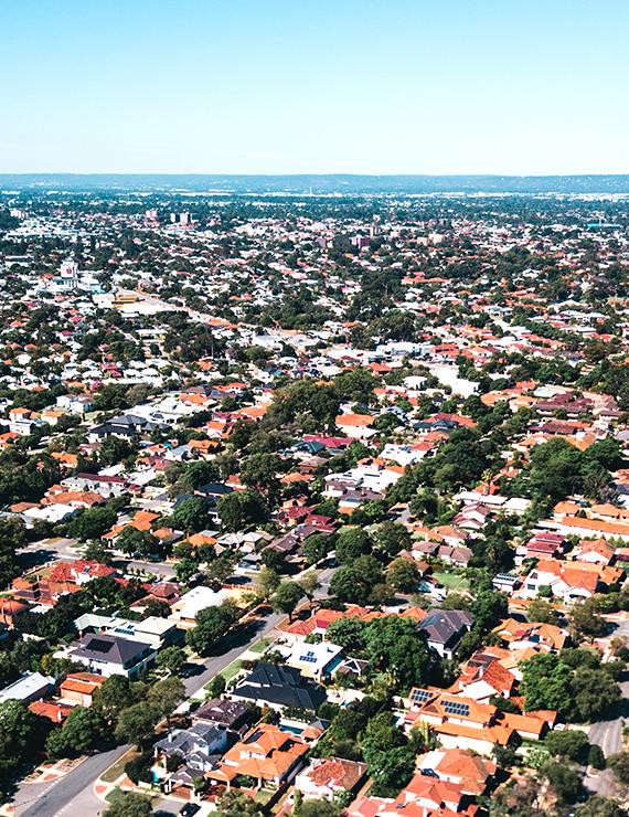 Brisbane Southside Suburbs overview
