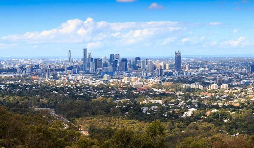 Property buyers looking at Brisbane